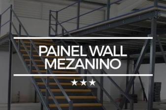 Painel Wall Mezanino