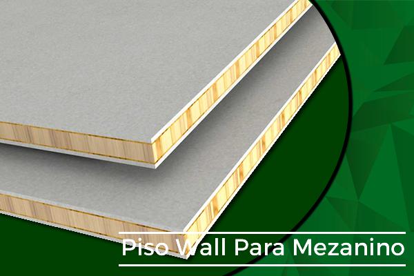 Piso Wall Para Mezanino