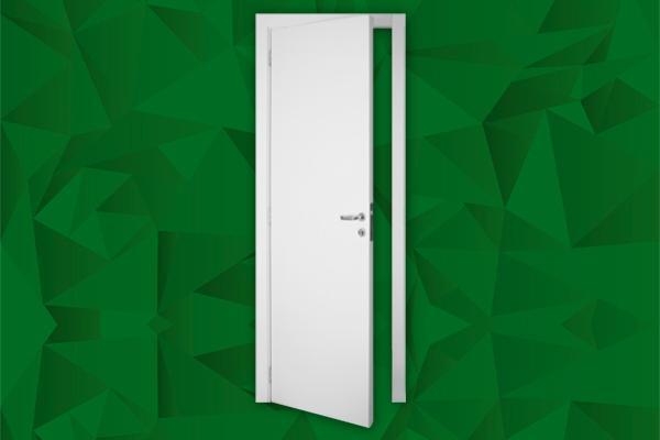 Kit porta para drywall