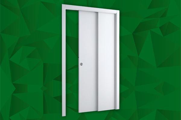 Porta de correr para drywall