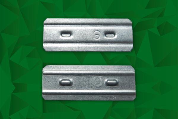 Emenda de perfil ( alumínio)