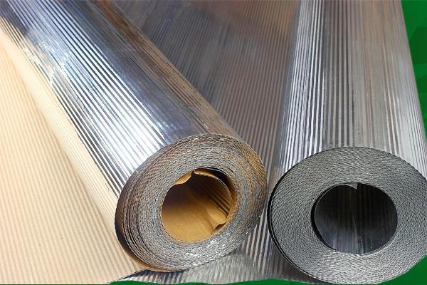 Aluminio Corrugado