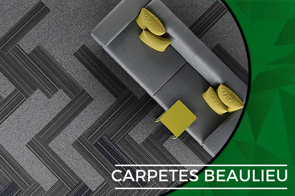 Carpetes Comerciais em Placas Beaulieu