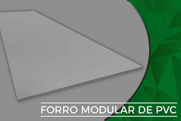 Forro Modular de PVC